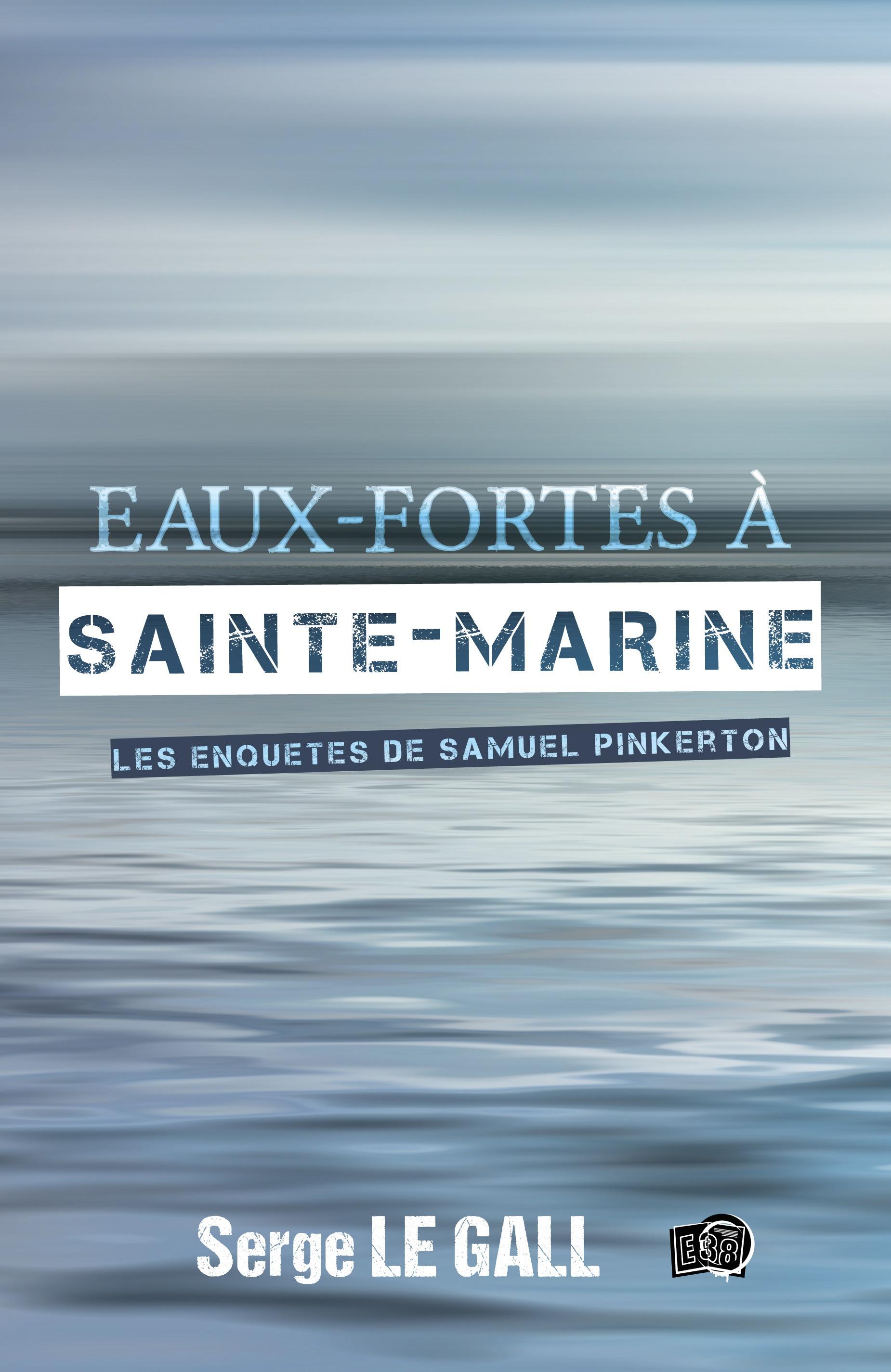 Eaux-fortes à Sainte-Marine, LES ENQUÊTES DE SAMUEL PINKERTON