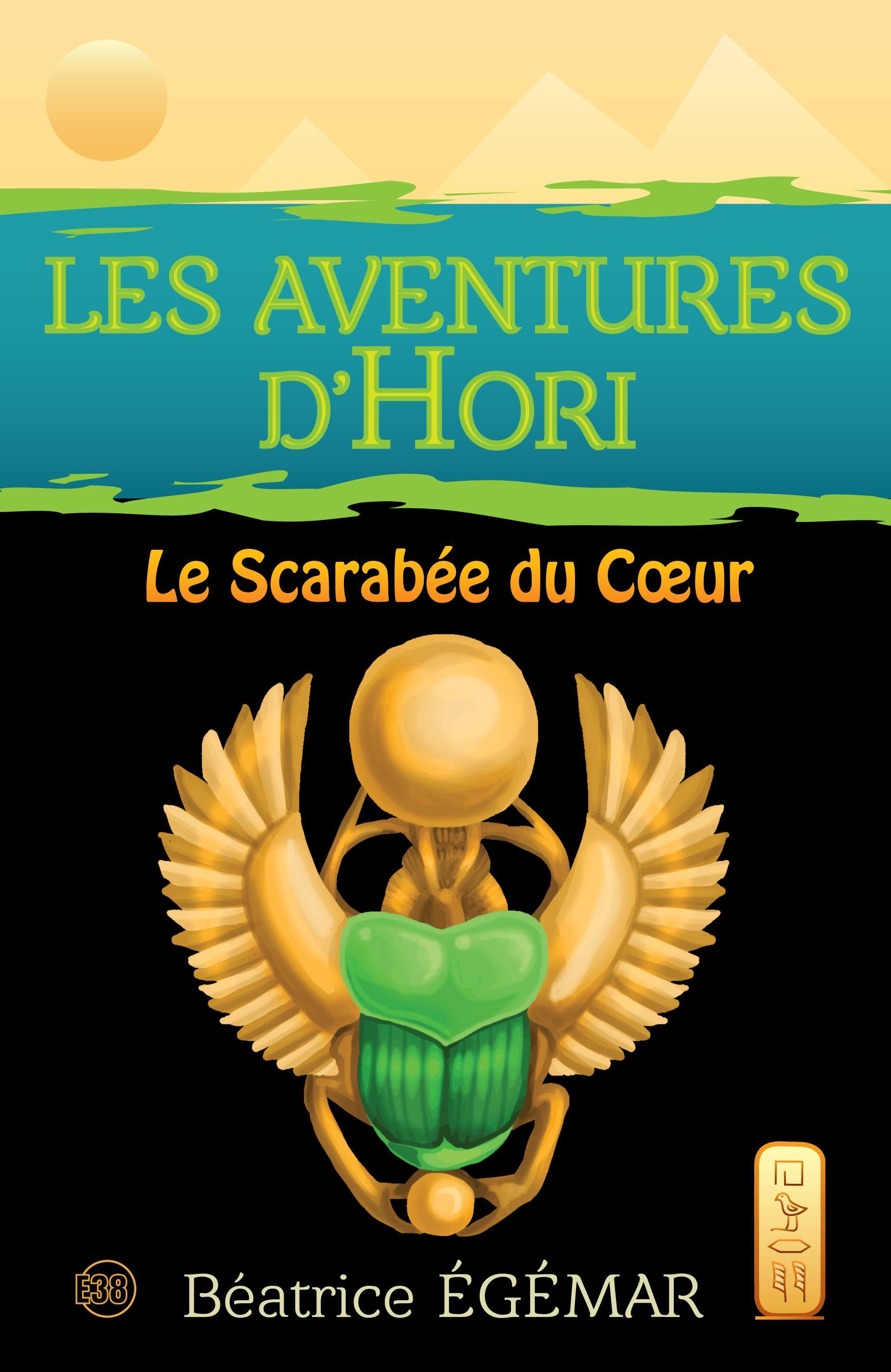 Le scarabée du coeur, LES AVENTURES D'HORI TOME 1