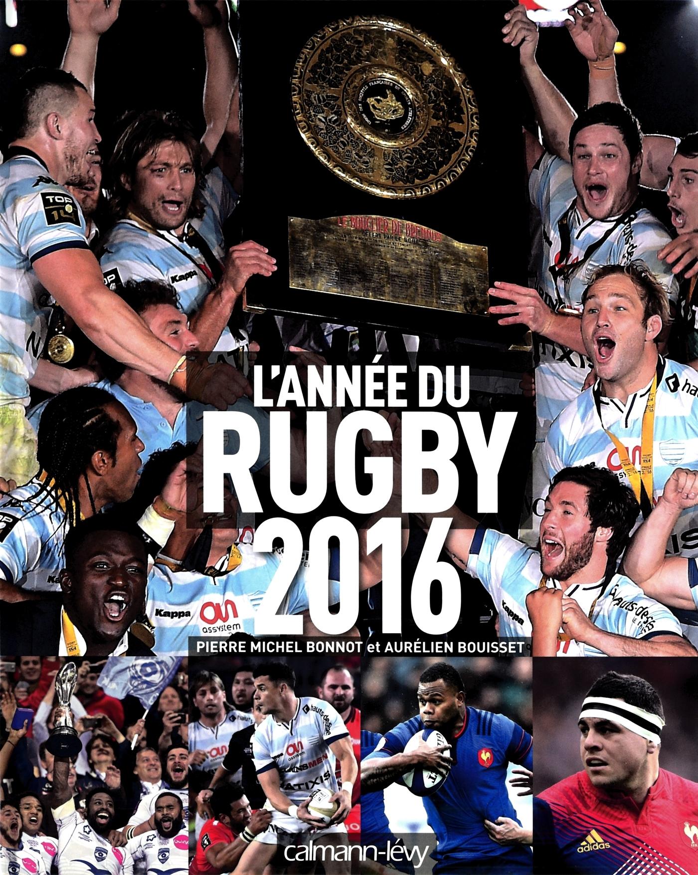 L'ANNEE DU RUGBY 2016 - N  44