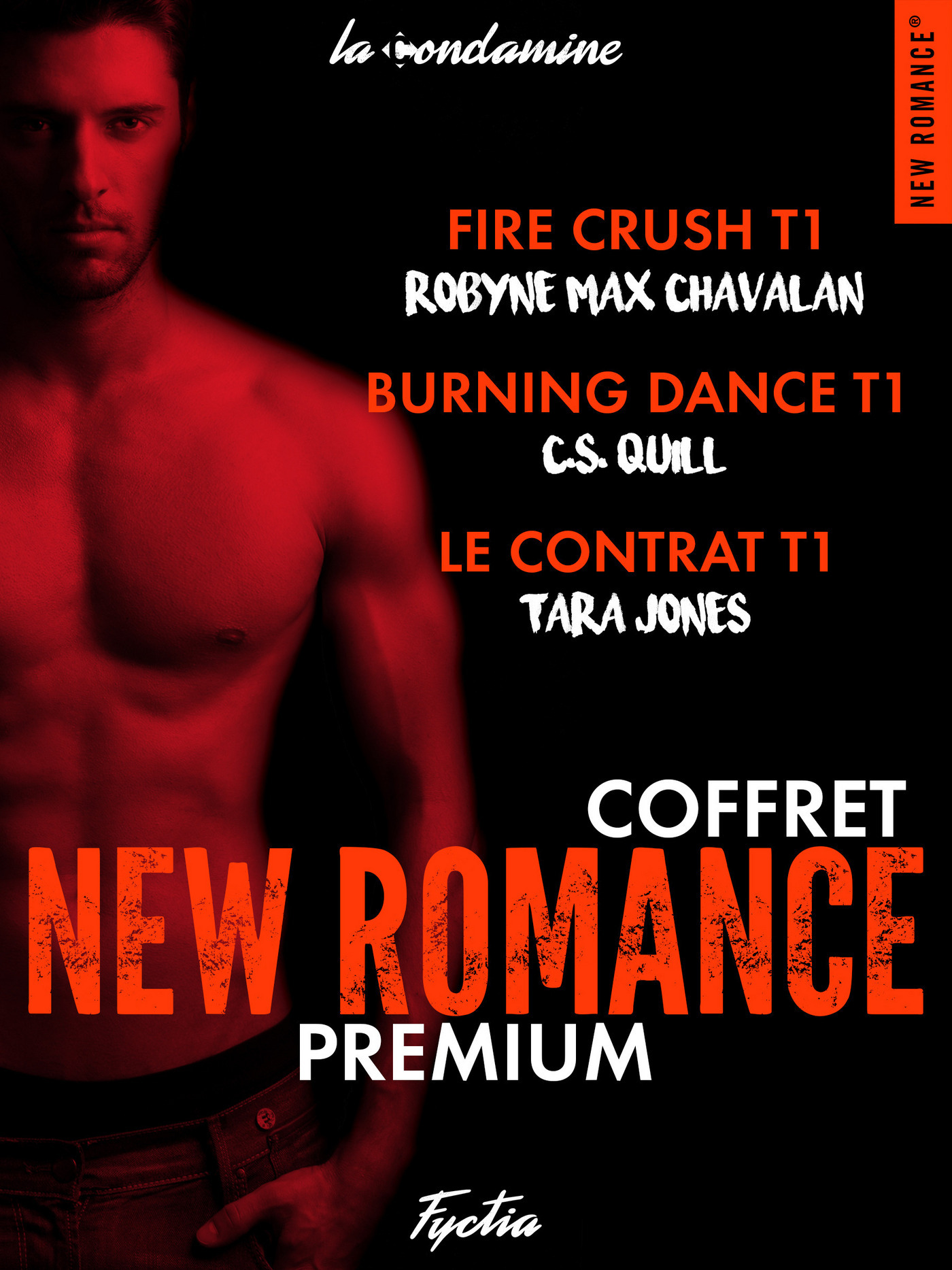 Coffret New Romance Premium