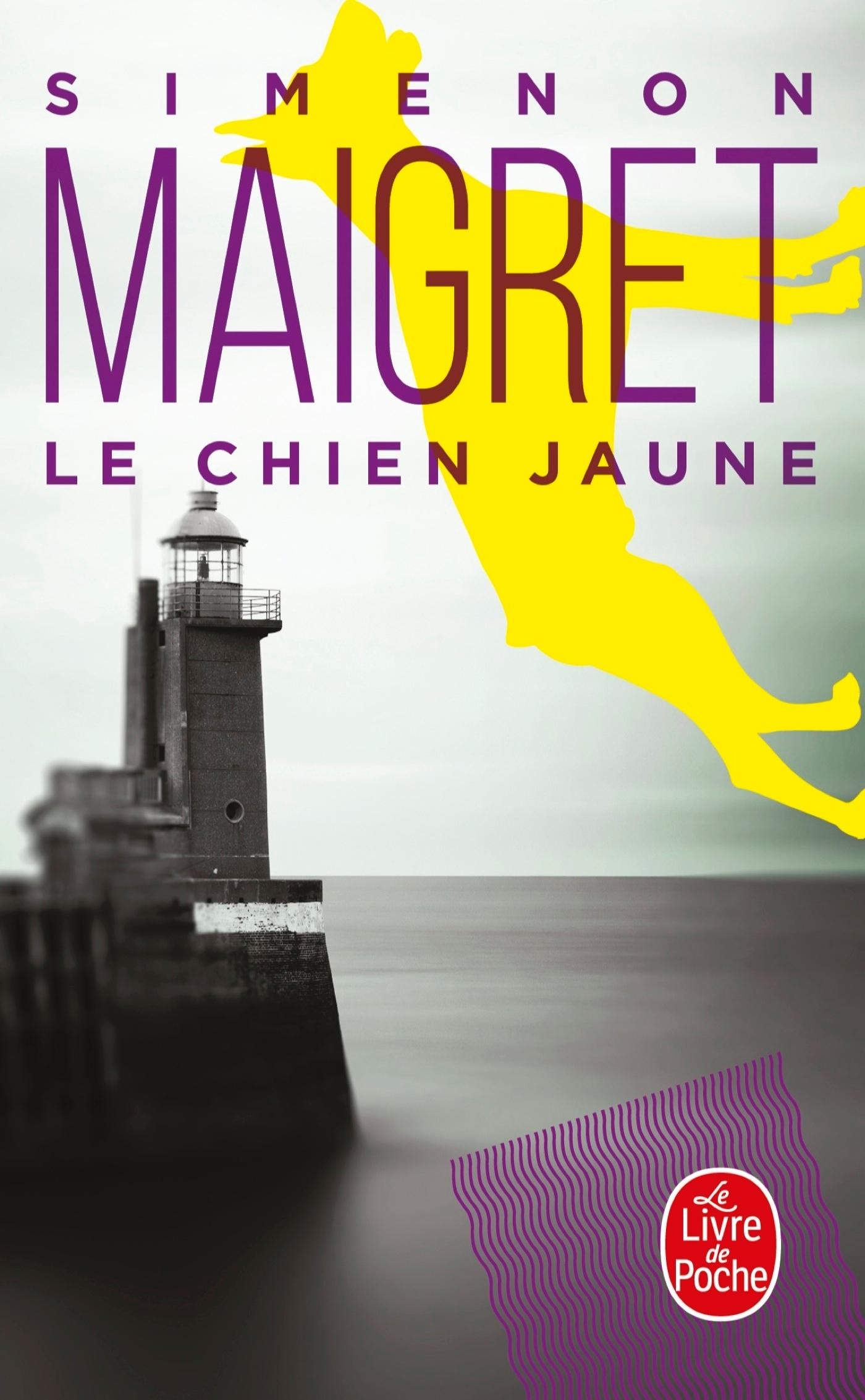 MAIGRET - LE CHIEN JAUNE