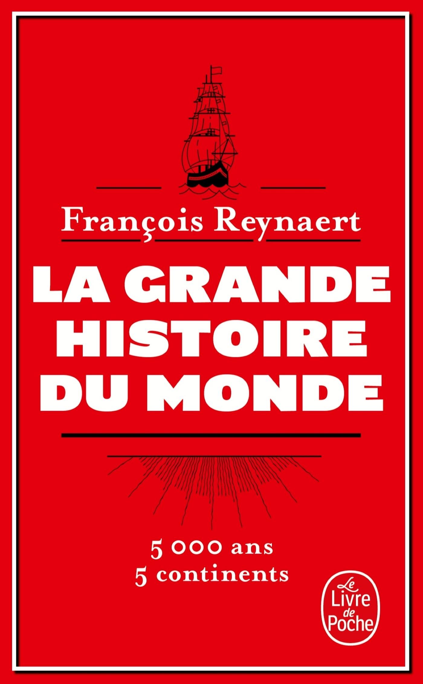 LA GRANDE HISTOIRE DU MONDE