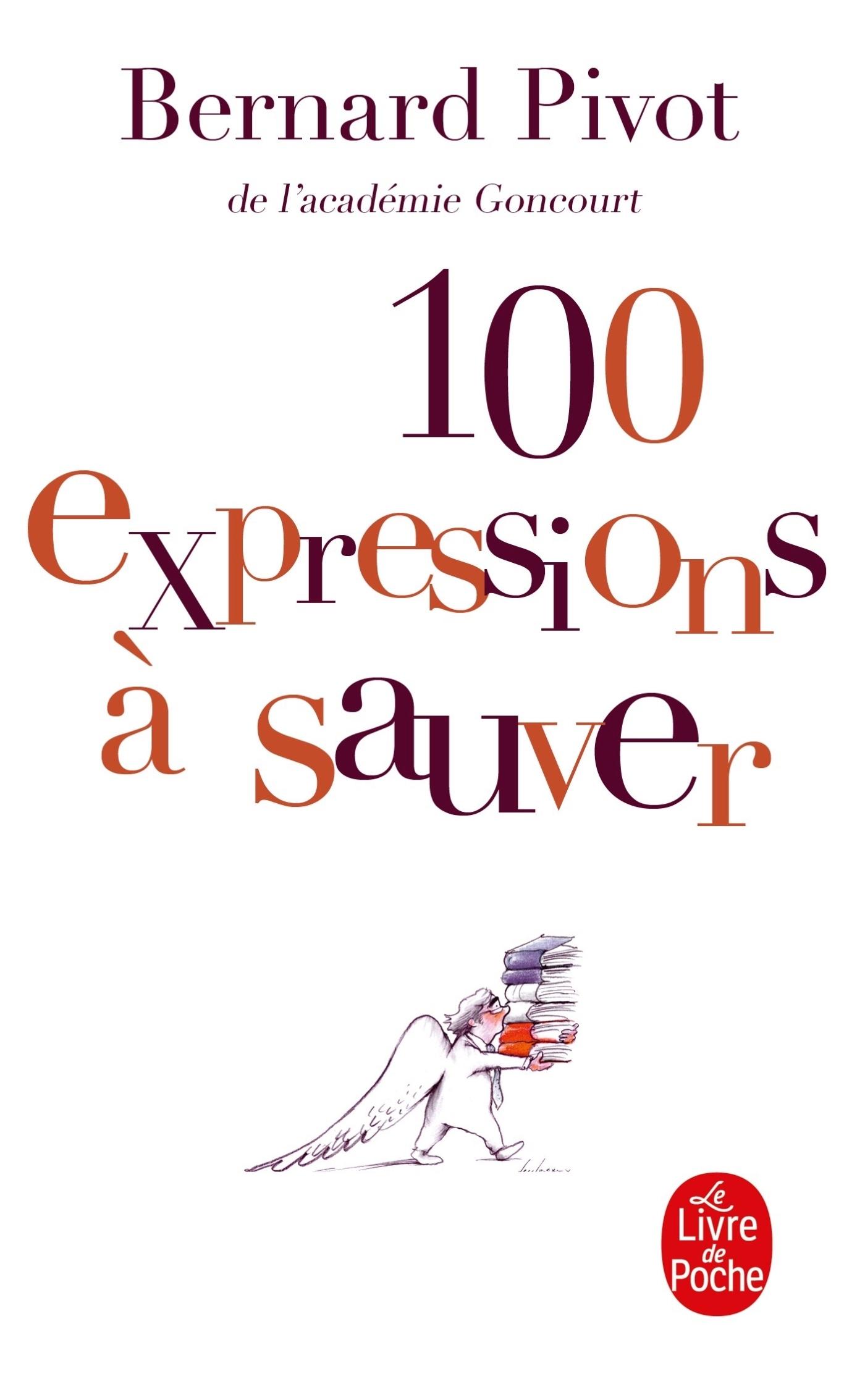 100 EXPRESSIONS A SAUVER