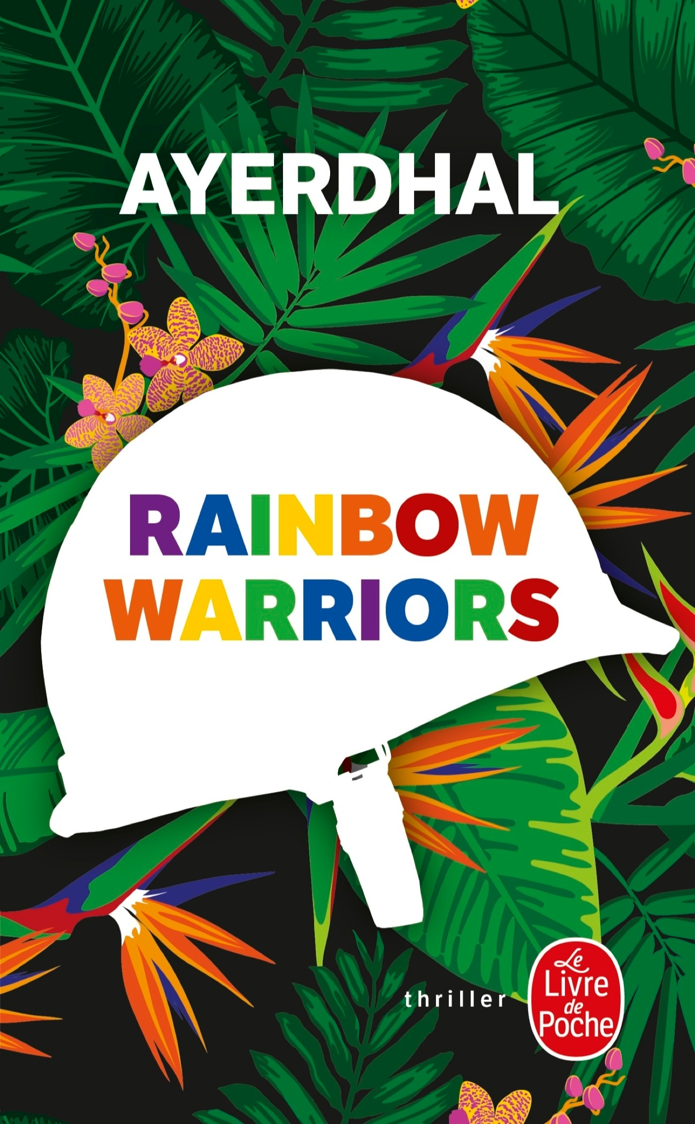 RAINBOWS WARRIORS