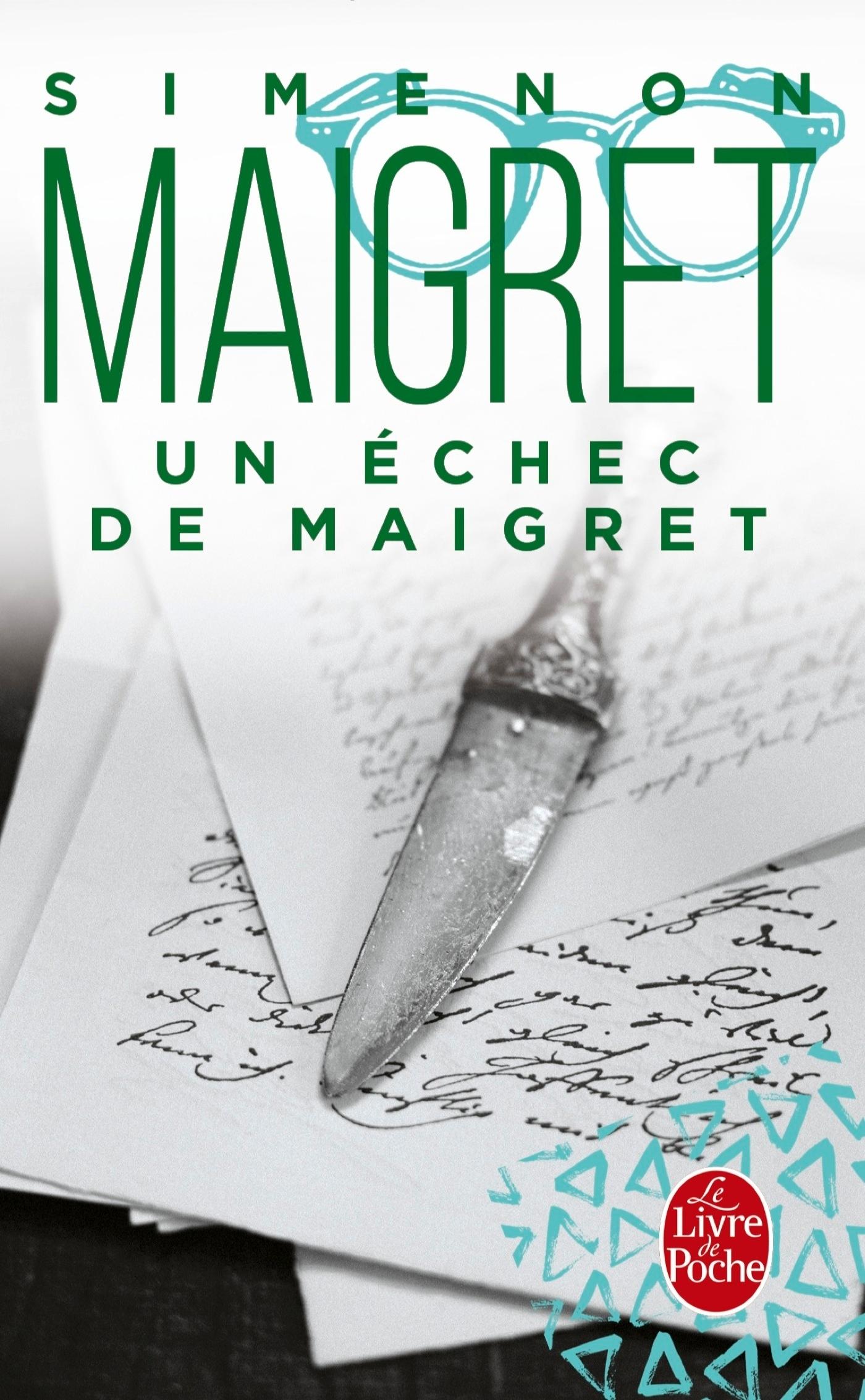 UN ECHEC DE MAIGRET