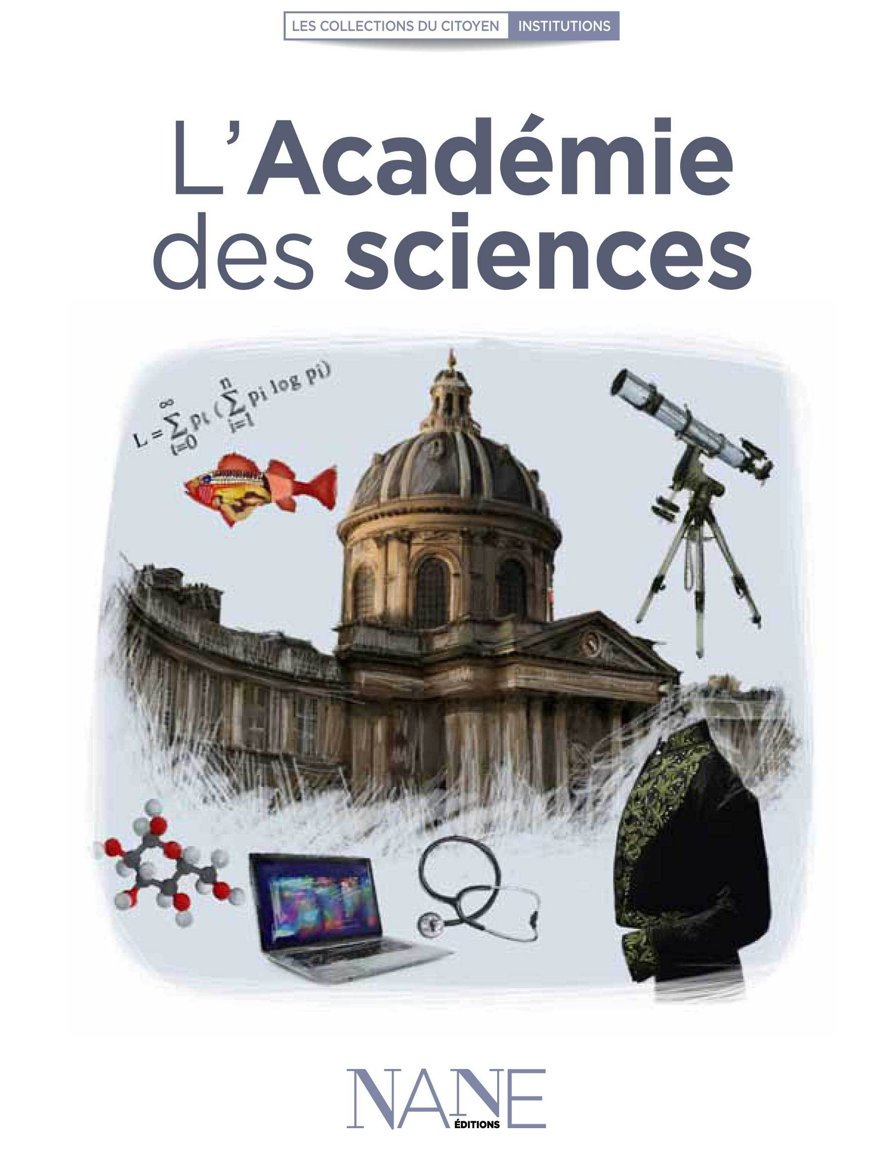 L'Académie des sciences