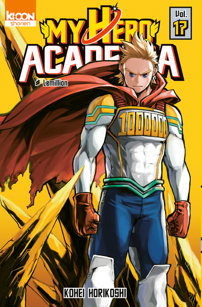 MY HERO ACADEMIA T17 - VOL17