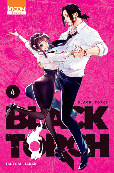 BLACK TORCH T04 - VOL04