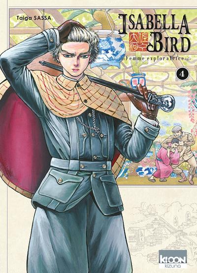 ISABELLA BIRD, FEMME EXPLORATRICE T04