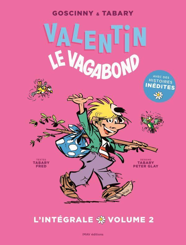VALENTIN LE VAGABOND INTEGRALE VOL 2