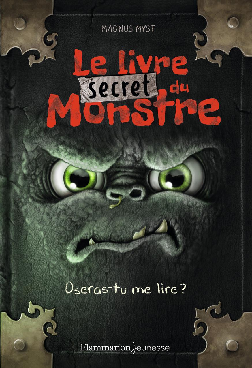 Le livre secret du monstre