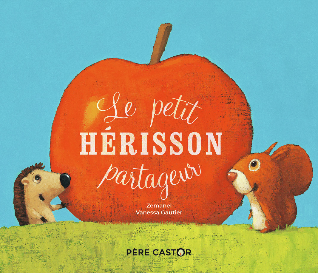 LE PETIT HERISSON PARTAGEUR