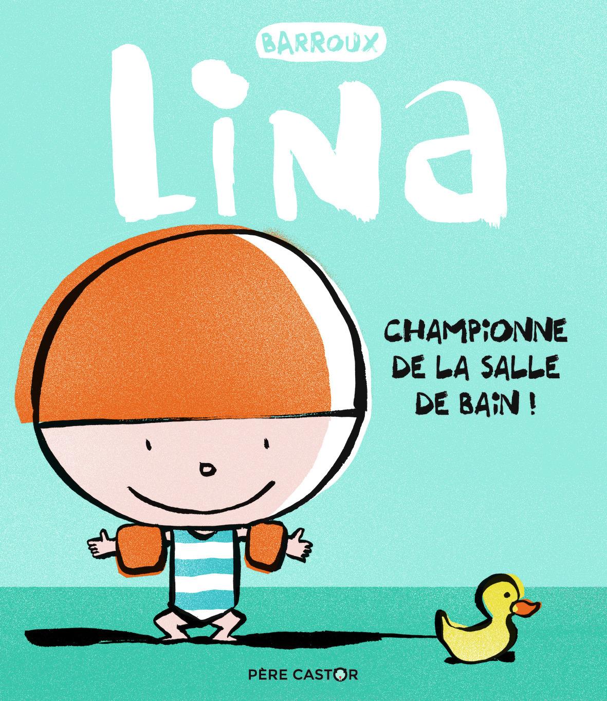 LINA - T4 - CHAMPIONNE DE LA SALLE DE BAIN!