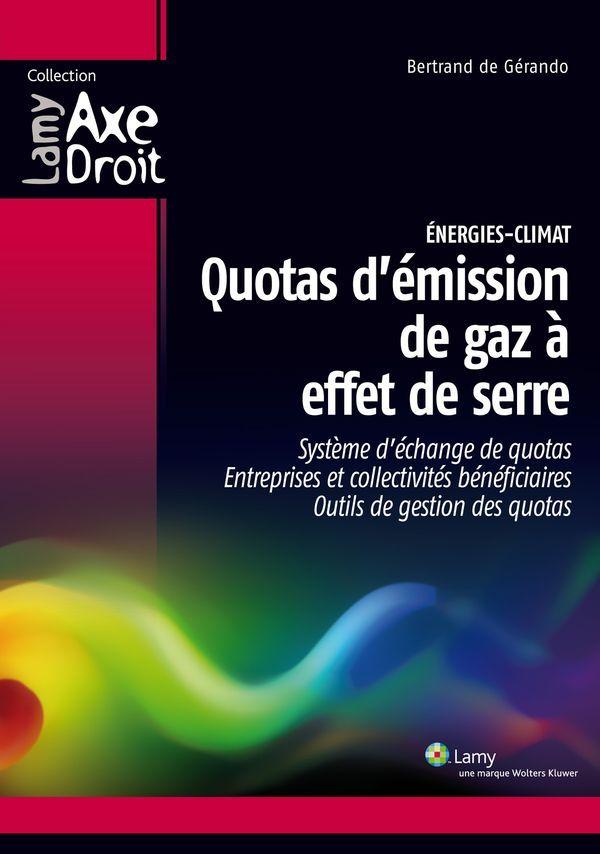 Quotas d'émission de gaz à effet de serre - Système d'échange de quotas, Entreprises et collectivité
