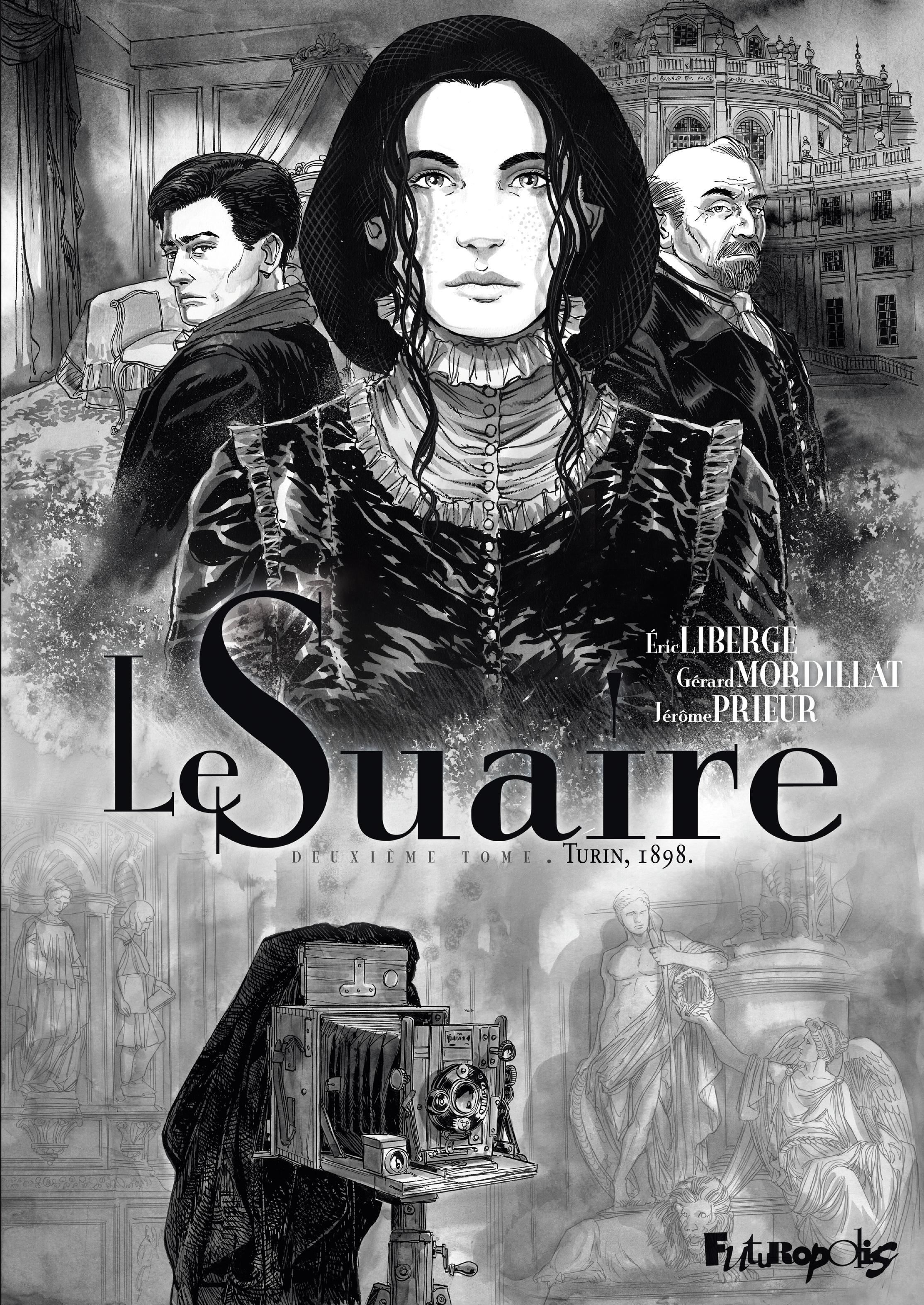 Le Suaire (Tome 2) - Turin 1898