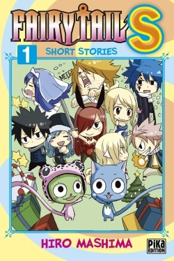 FAIRY TAIL S T01 - SHORT STORIES