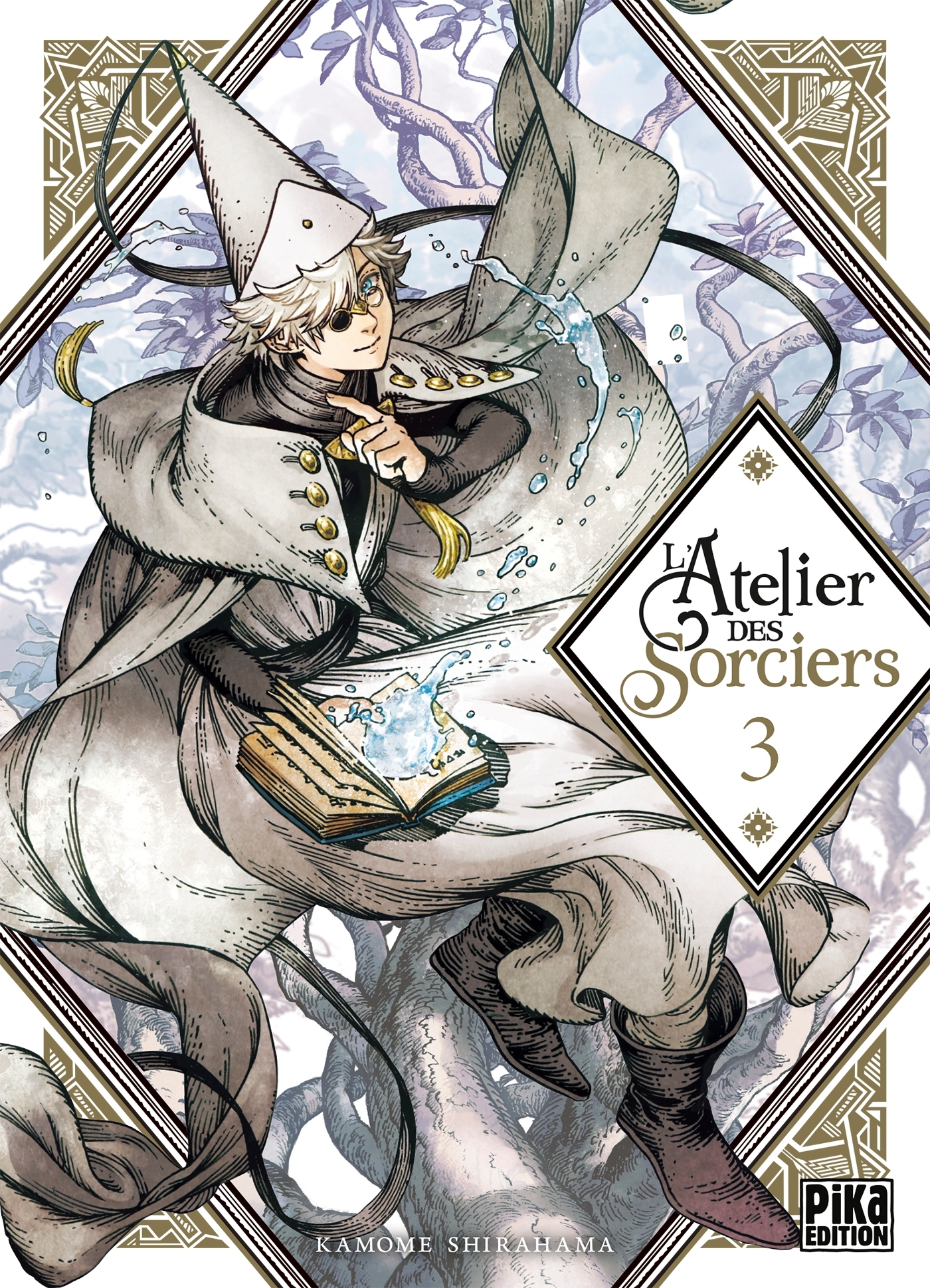L'ATELIER DES SORCIERS T03
