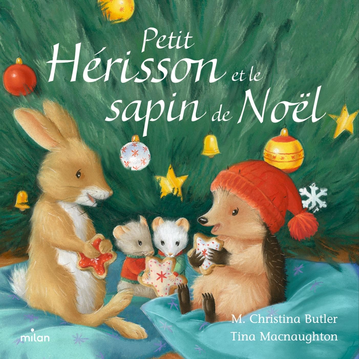 PETIT HERISSON ET LE SAPIN DE NOEL (TOUT-CARTON)