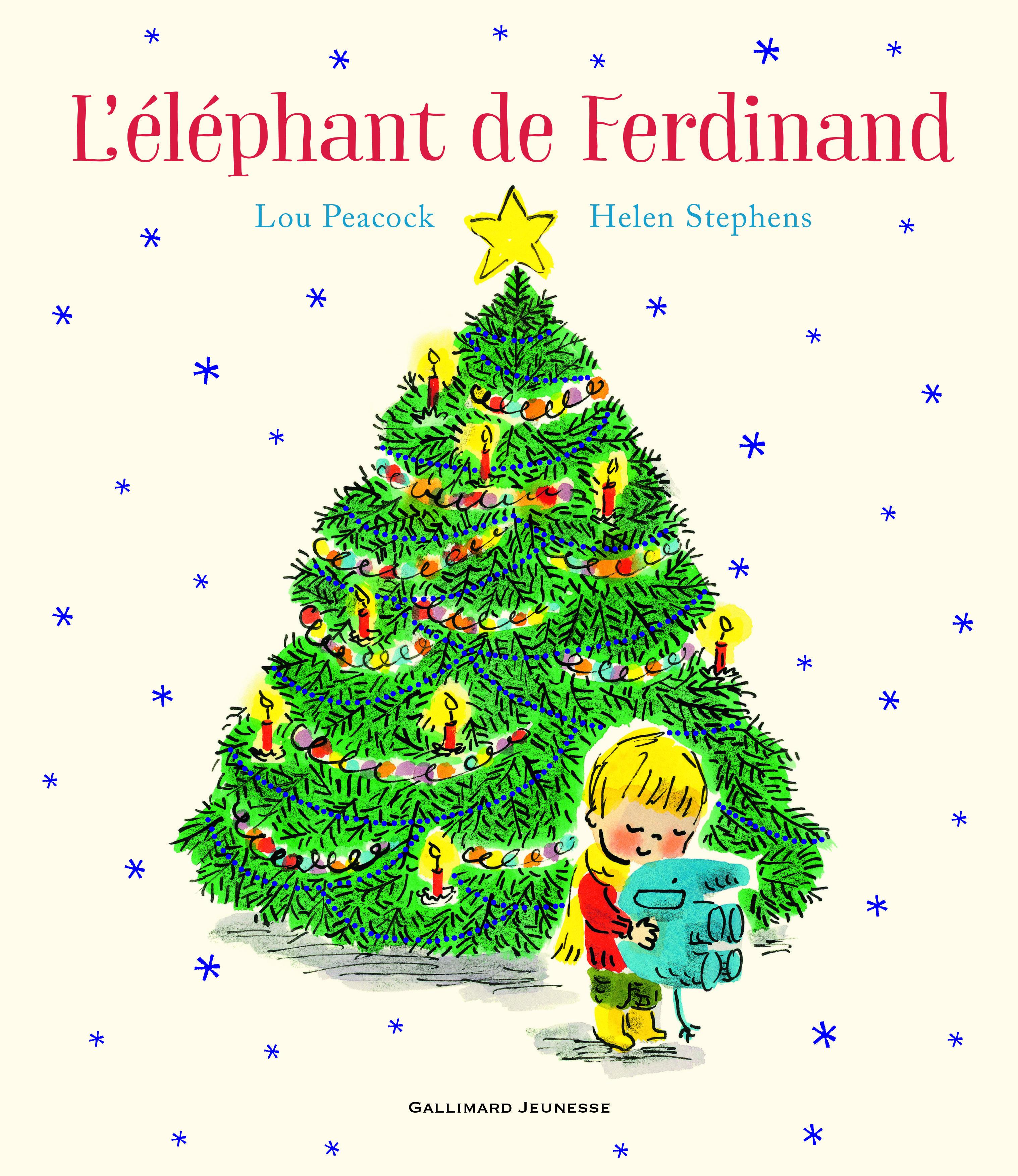 L'ELEPHANT DE FERDINAND