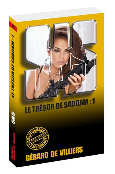 SAS 163 LE TRESOR DE SADDAM - TOME 1