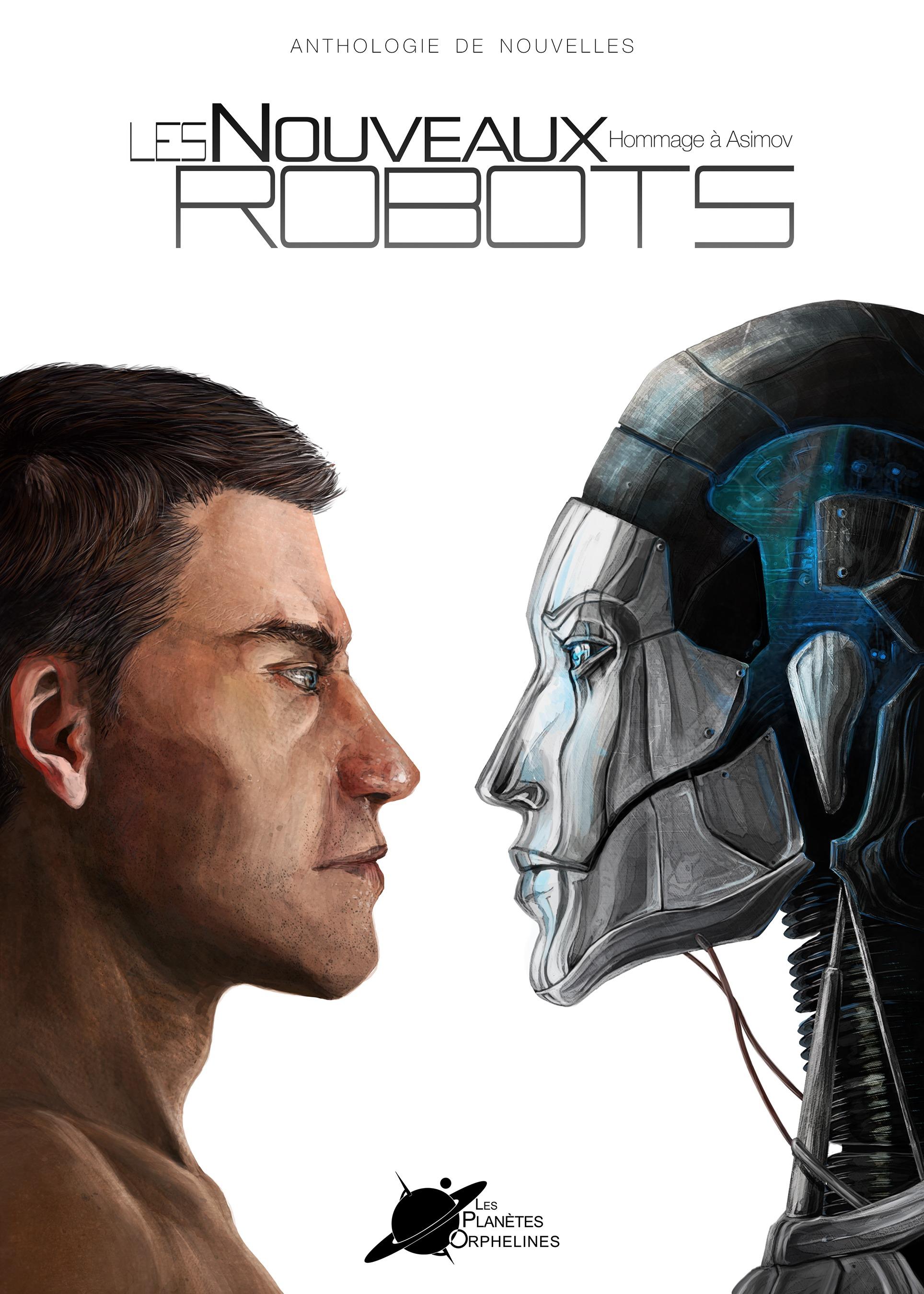 Les Nouveaux Robots, HOMMAGE À ASIMOV