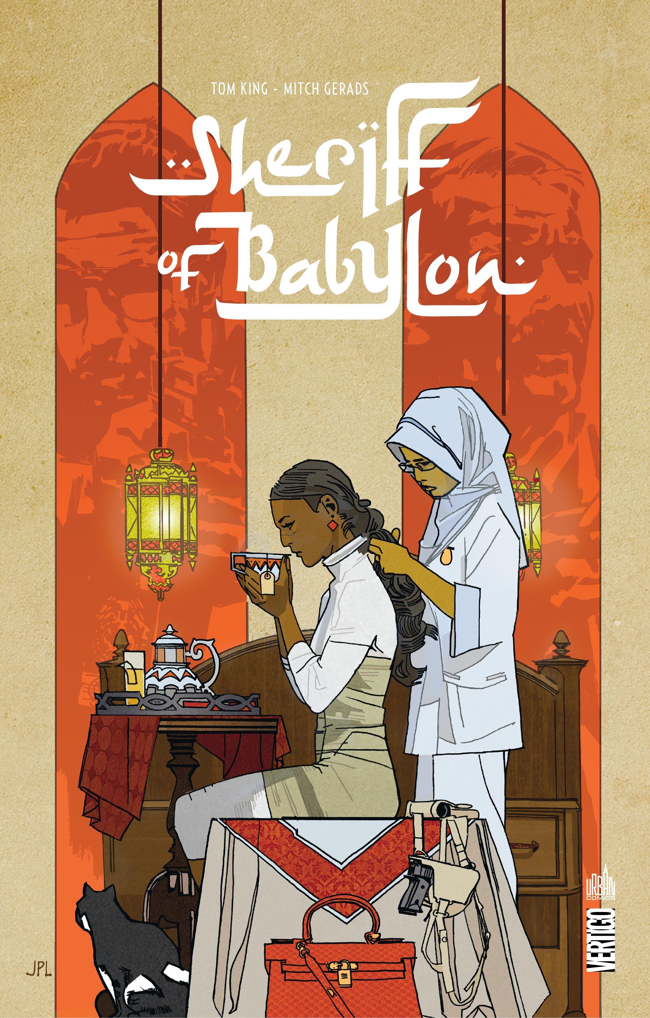 SHERIFF OF BABYLON - VERTIGO DELUXE