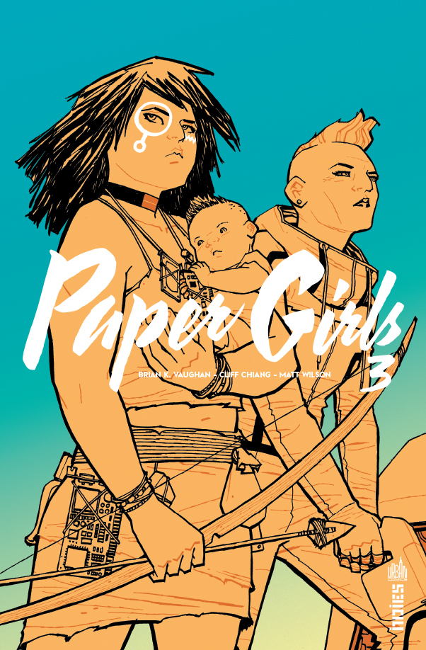 PAPER GIRLS TOME 3