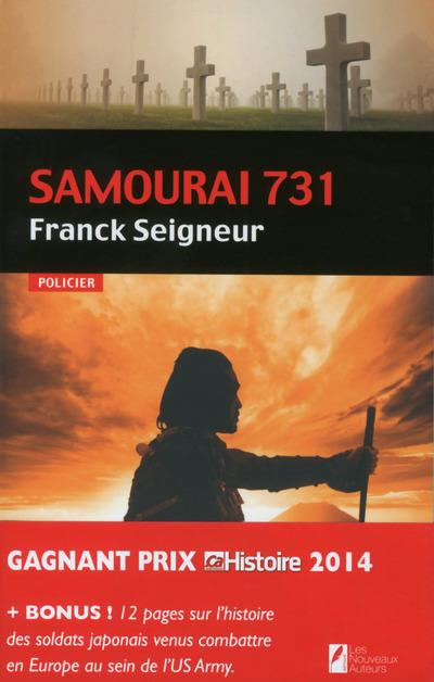 SAMOURAI 731. GAGNANT PRIX CA HISTOIRE 2014