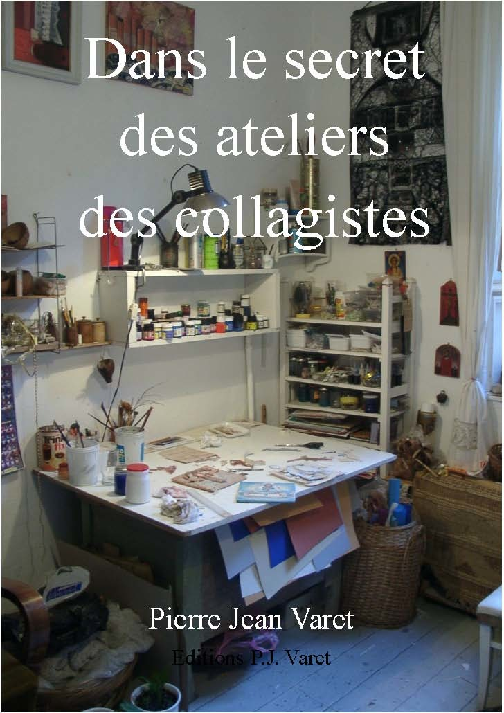 Dans le secret des ateliers des collagistes
