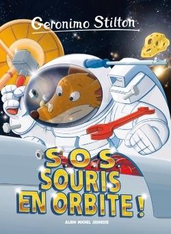 S.O.S. SOURIS EN ORBITE !