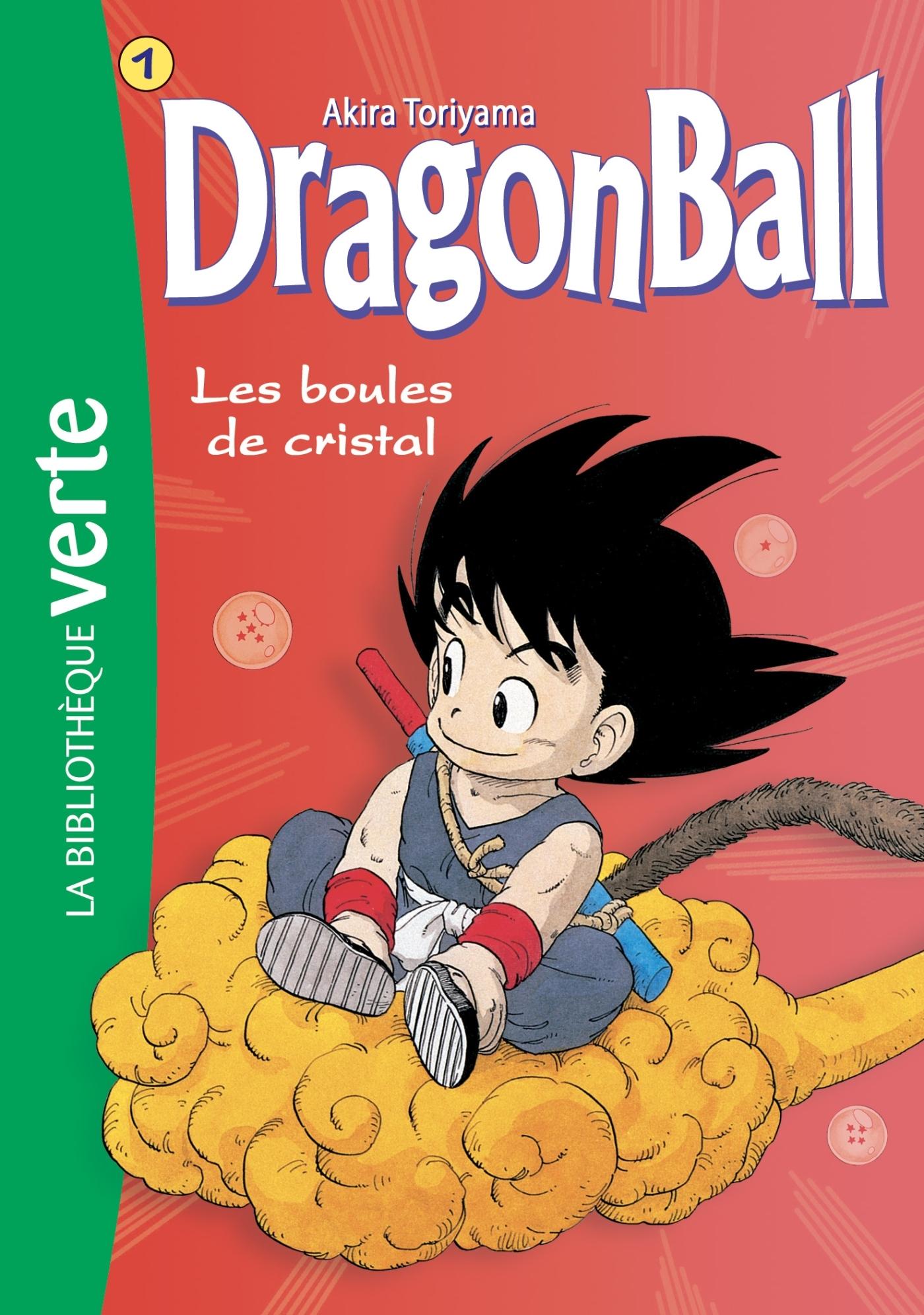 DRAGON BALL 01 NED 2018 - LES BOULES DE CRISTAL