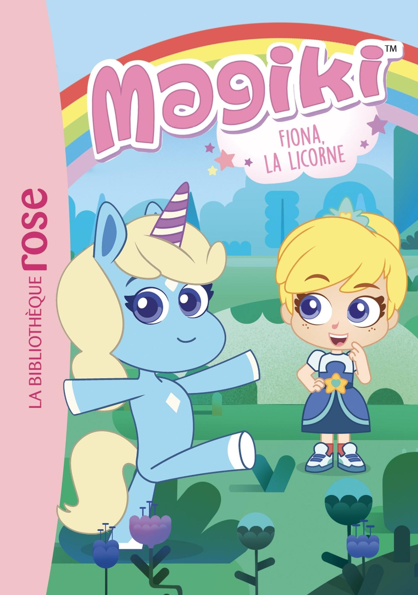 MAGIKI 01 - FIONA, LA LICORNE - T1