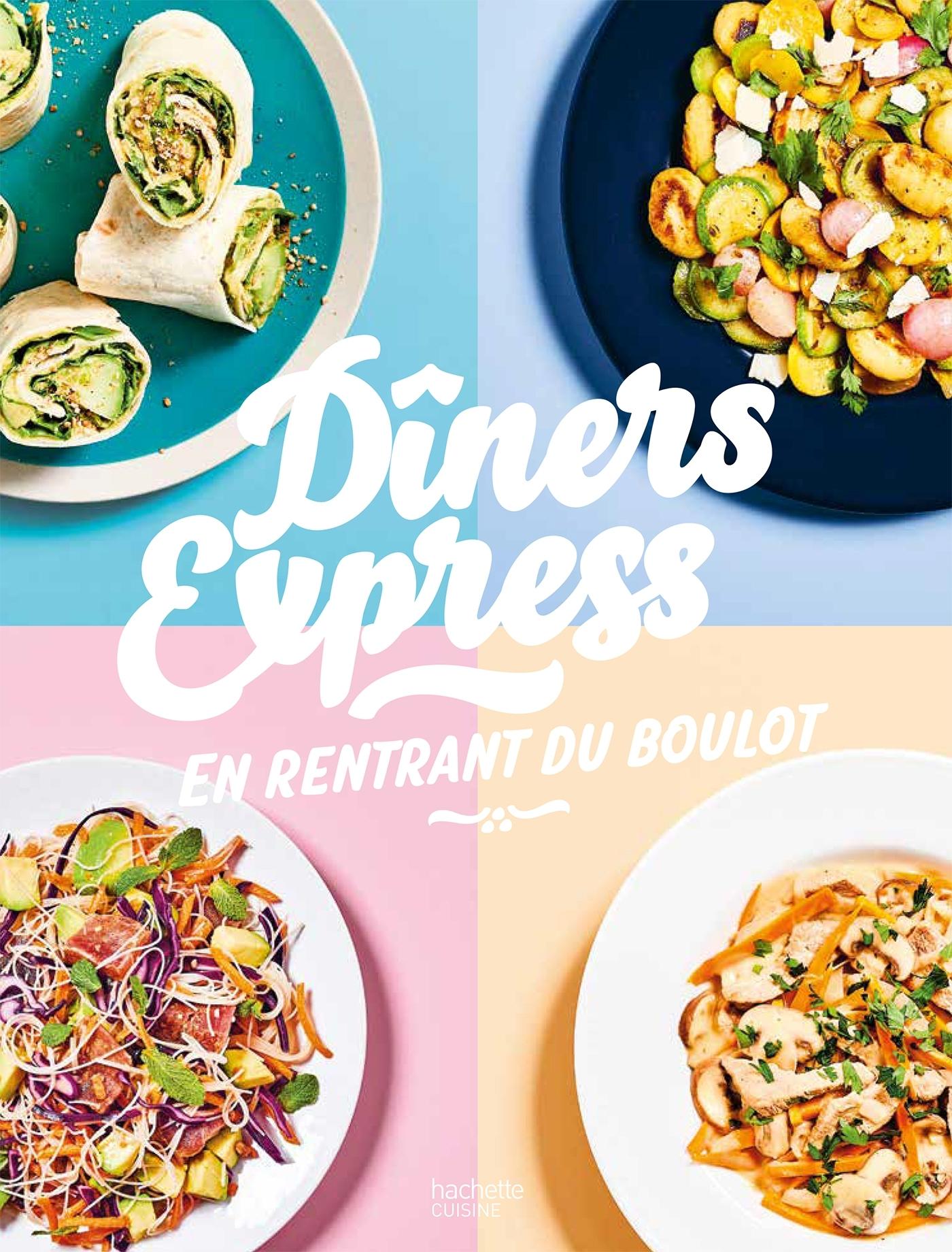 DINERS EXPRESS EN RENTRANT DU BOULOT