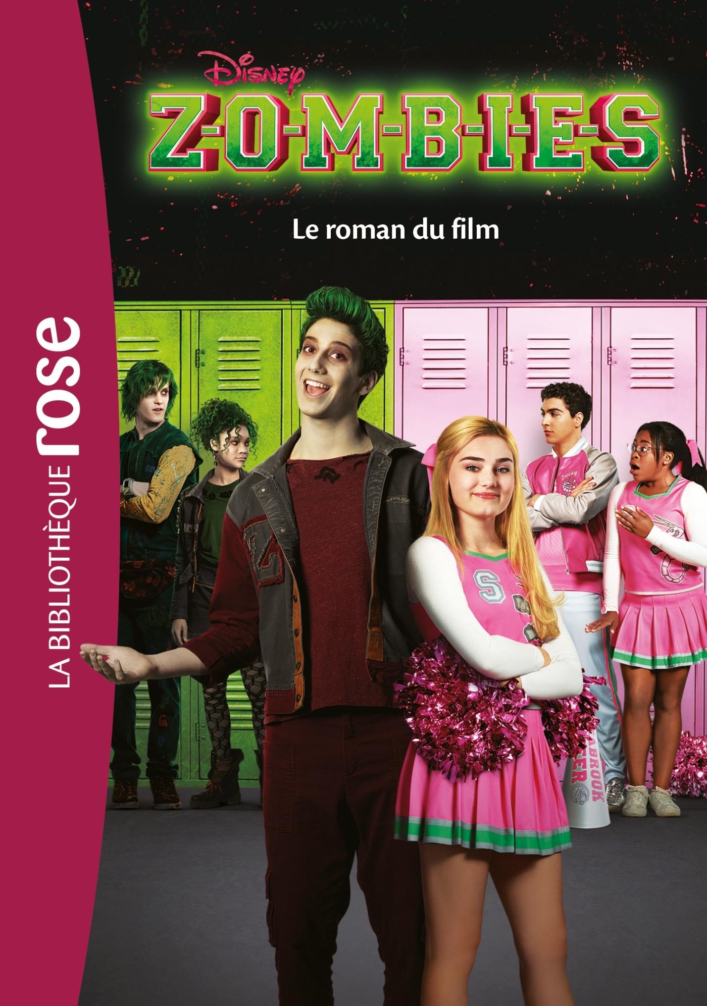 FILMS BB ROSE 10-12 - 0 - ZOMBIES - LE ROMAN DU FILM