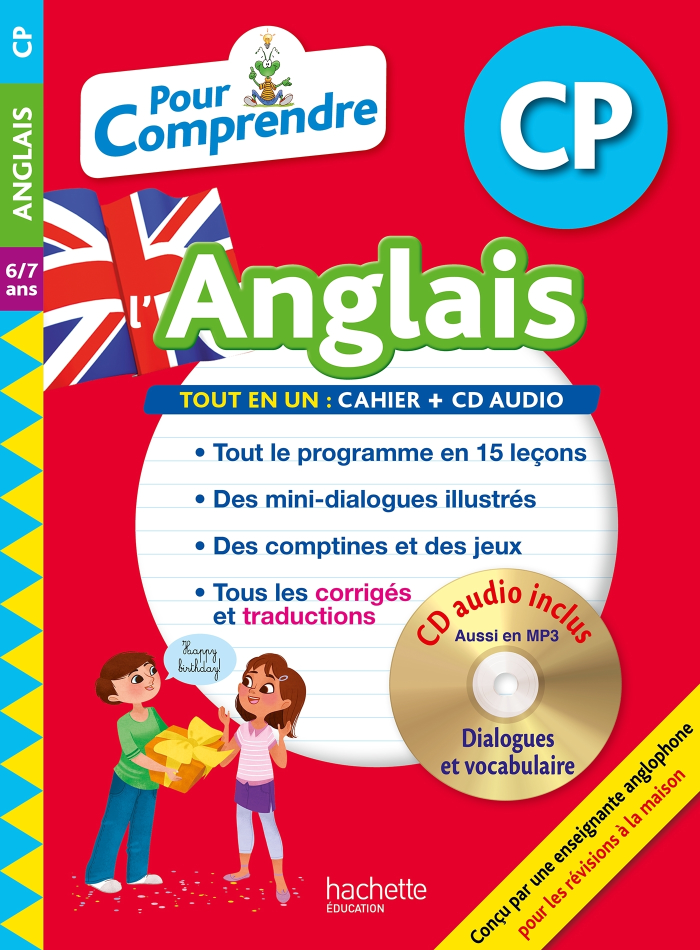 POUR COMPRENDRE L'ANGLAIS CP
