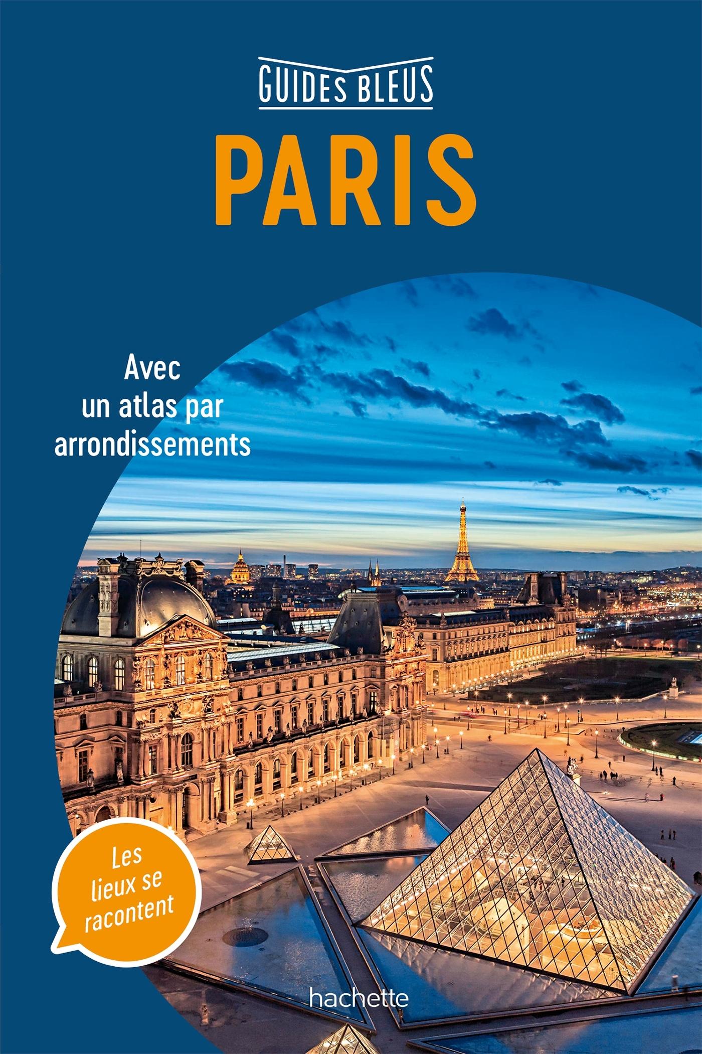 GUIDE BLEU PARIS