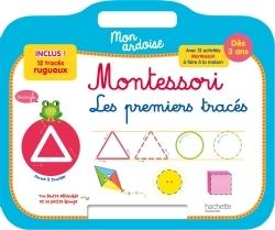 MON ARDOISE MONTESSORI LES PREMIERS TRACES DES 3 ANS