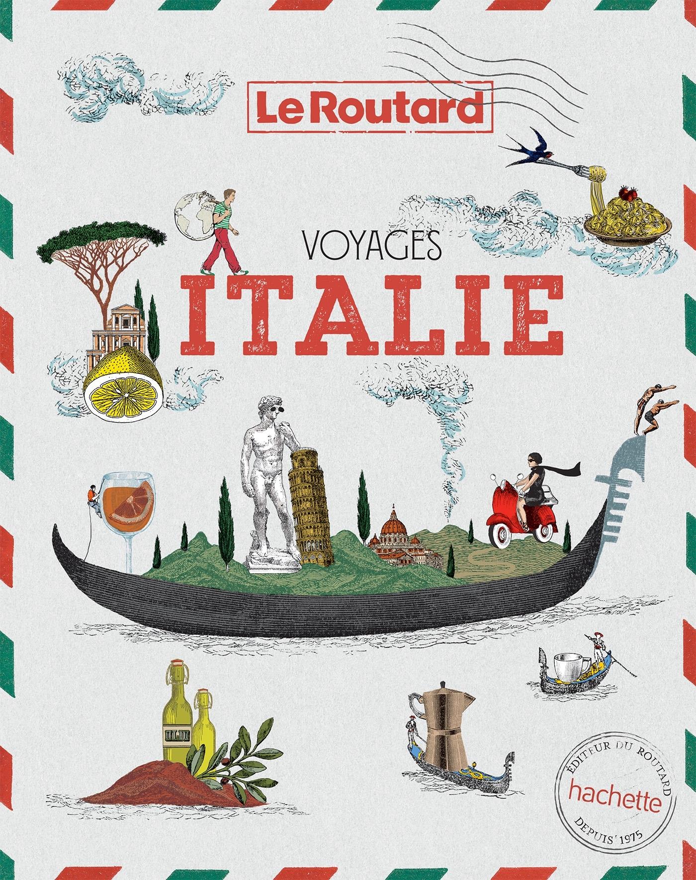 VOYAGES - ITALIE, TOUT UN MONDE A EXPLORER