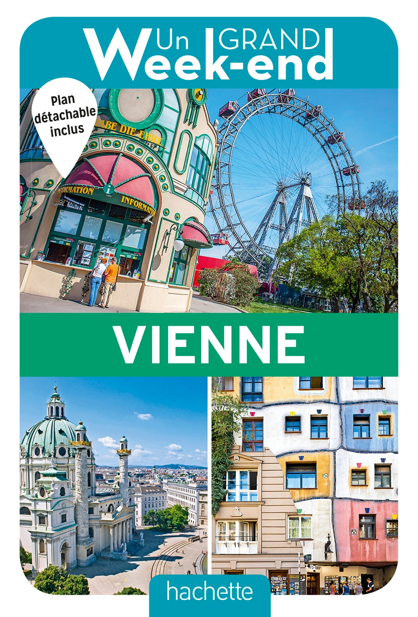 GUIDE UN GRAND WEEK-END A VIENNE