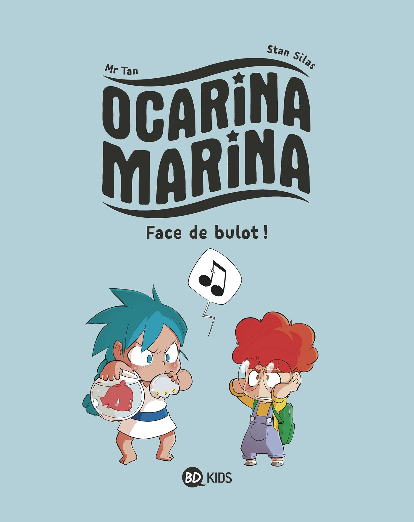 OCARINA MARINA, TOME 01