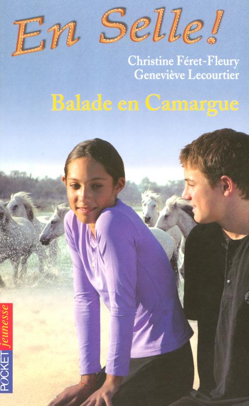 En selle ! tome 7, BALADE EN CAMARGUE