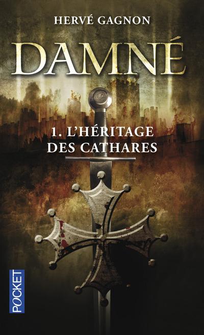 DAMNE - TOME 1 L'HERITAGE DES CATHARES - VOL1