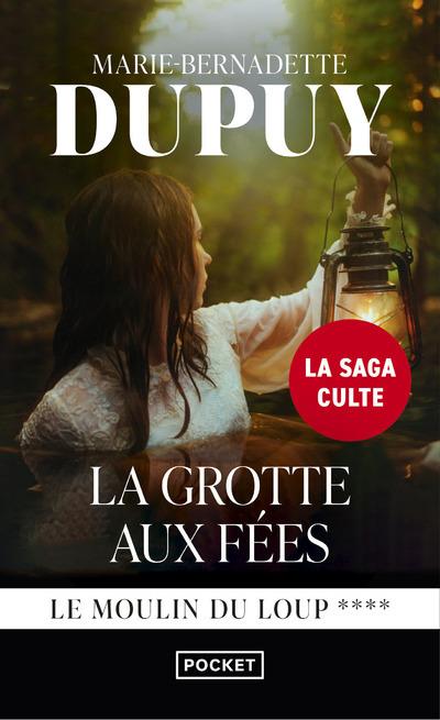 LEMOULIN DU LOUP - TOME 4 LA GROTTE AUX FEES - VOL4