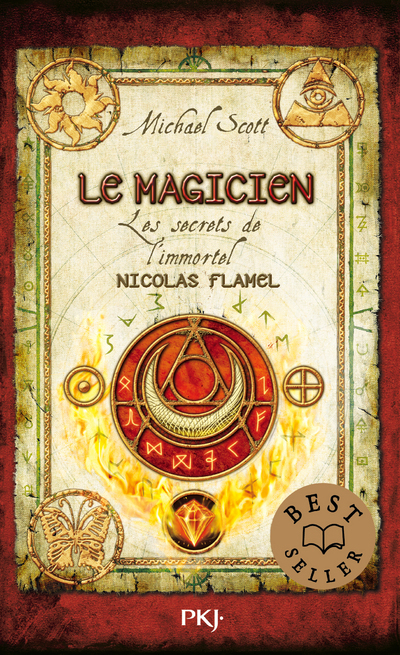 LES SECRETS DE L'IMMORTEL NICOLAS FLAMEL - TOME 2 LE MAGICIEN
