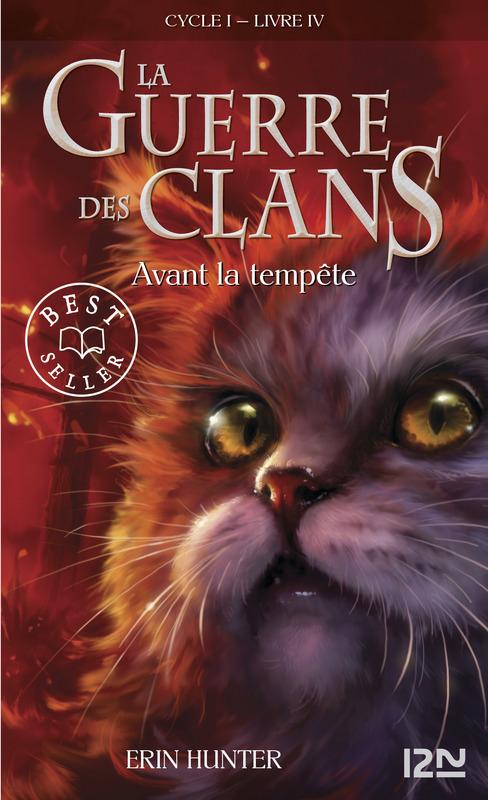 La guerre des clans tome 4, AVANT LA TEMPÊTE