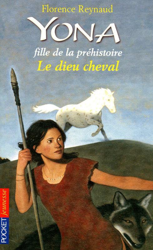 Yona fille de la préhistoire tome 12, LE DIEU CHEVAL
