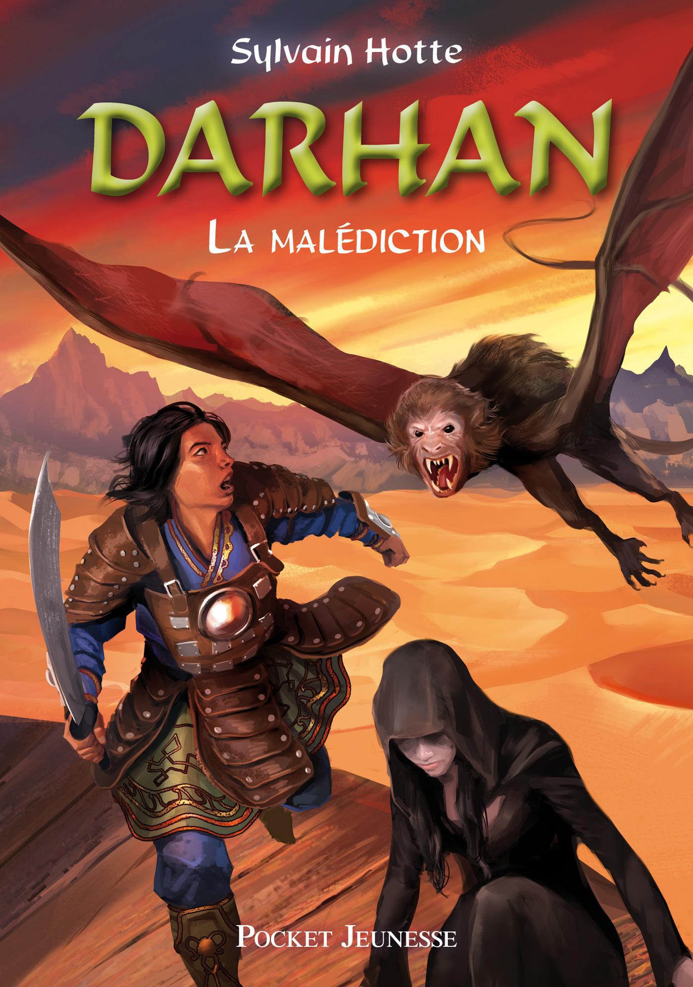 Darhan tome 4, LA MALÉDICTION