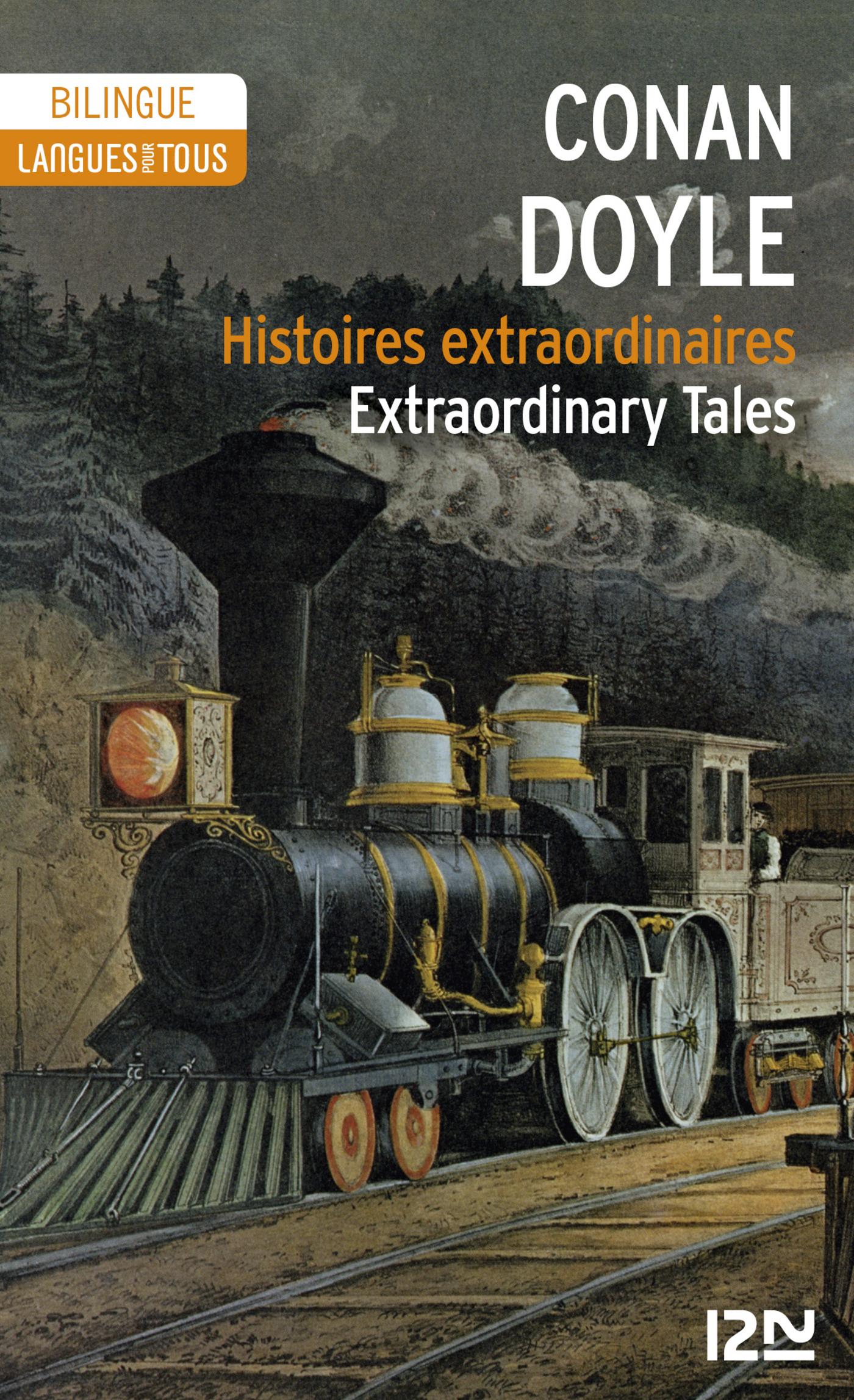 Histoires extraordinaires - Bilingue Conan Doyle