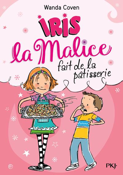 IRIS LA MALICE - TOME 3 FAIT DE LA PATISSERIE - VOL3
