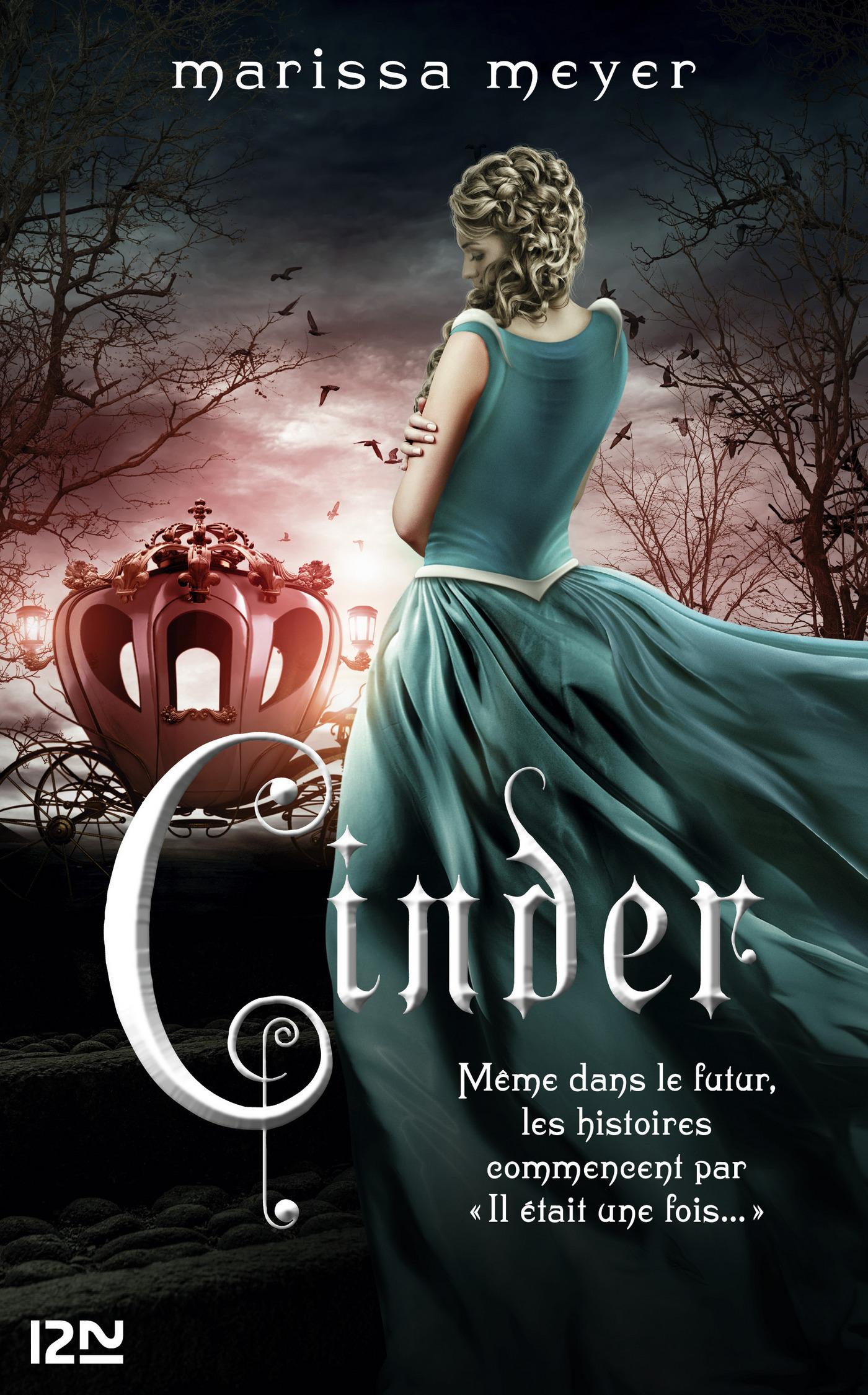 Chroniques lunaires - livre 1 : Cinder